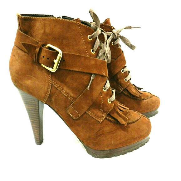 Stephanie Ankle Boots